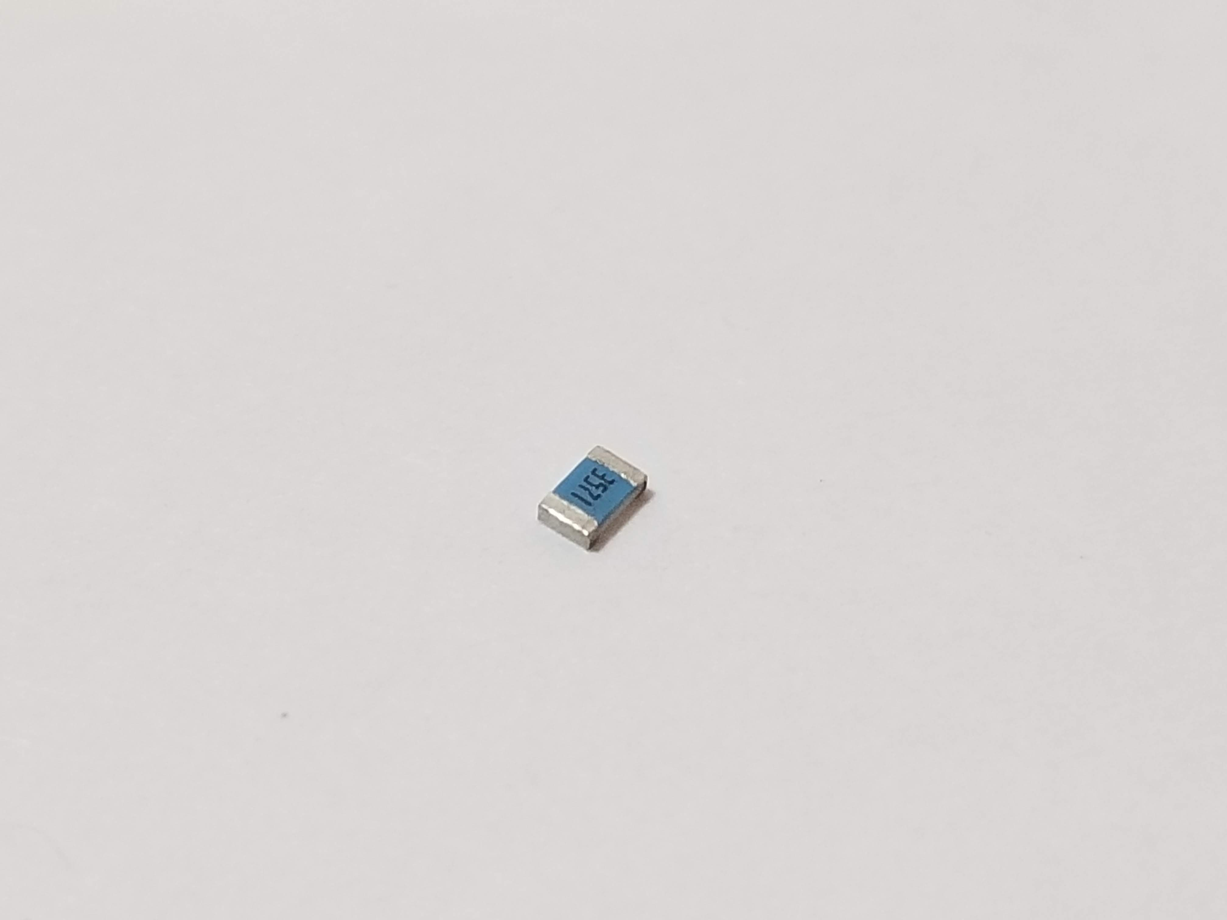 Picture of 2.7 Ohm Resistor 5% 0805