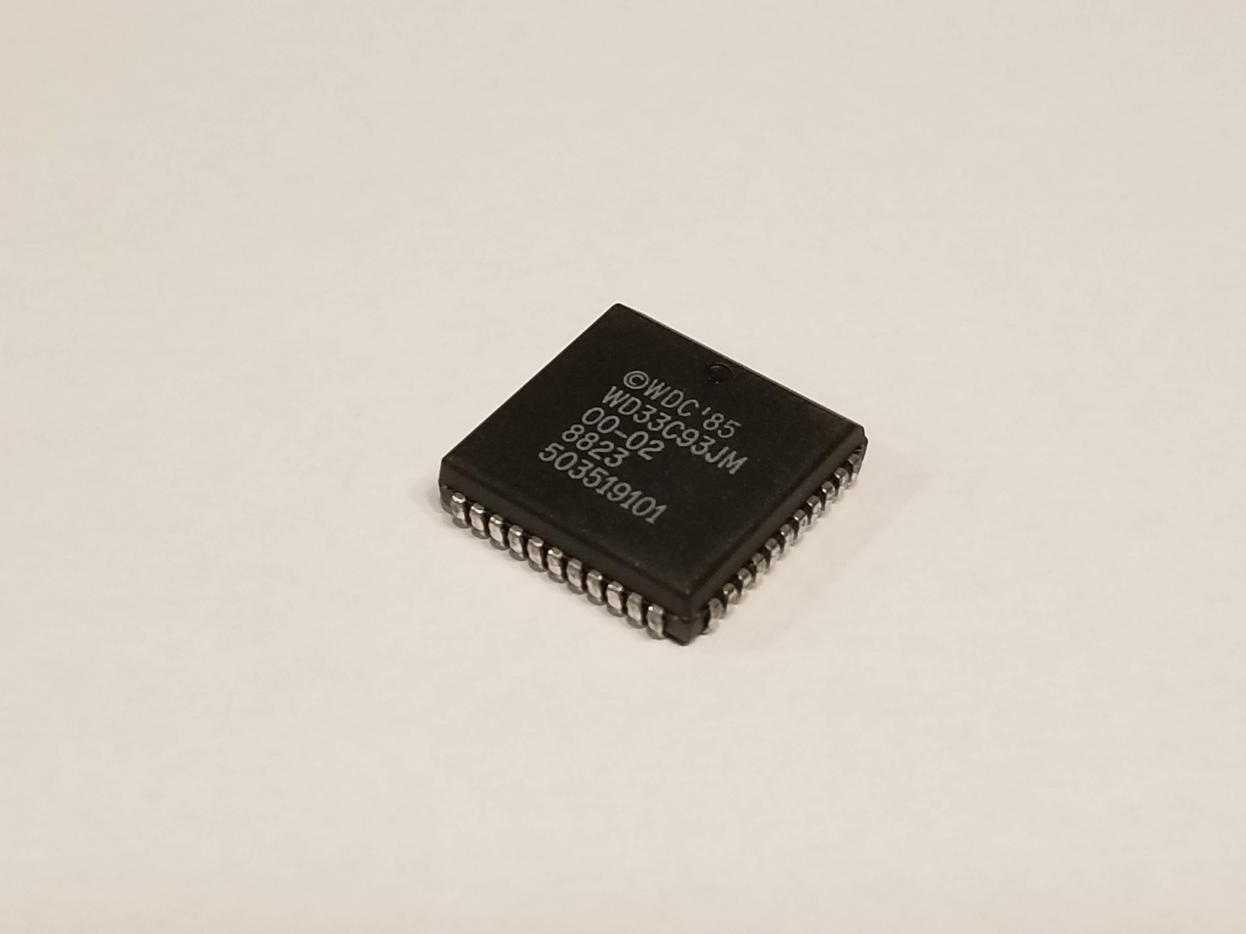 Picture of WD33C93 SCSI Bus Interface Controller