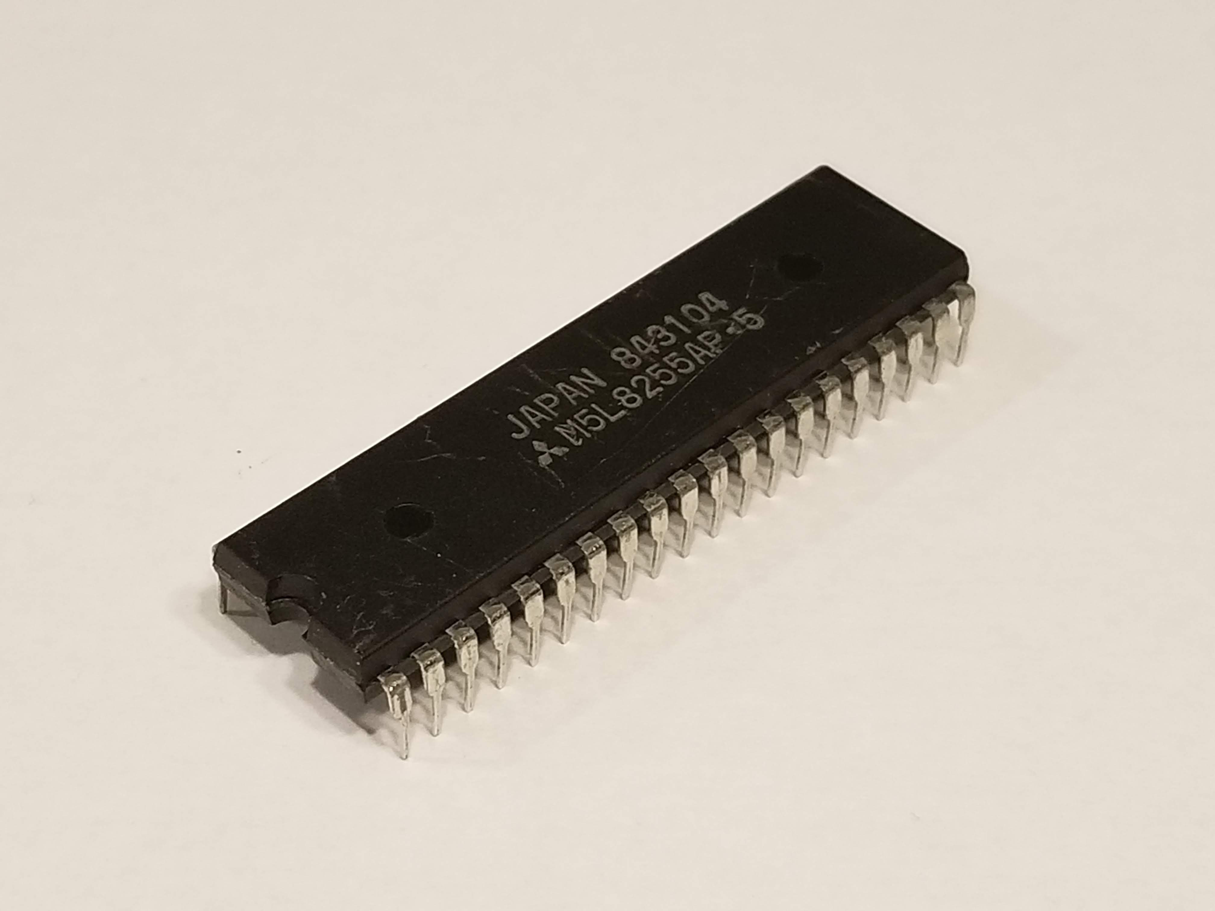 Picture of M5L8255AP-5 Programmable Peripheral Interface