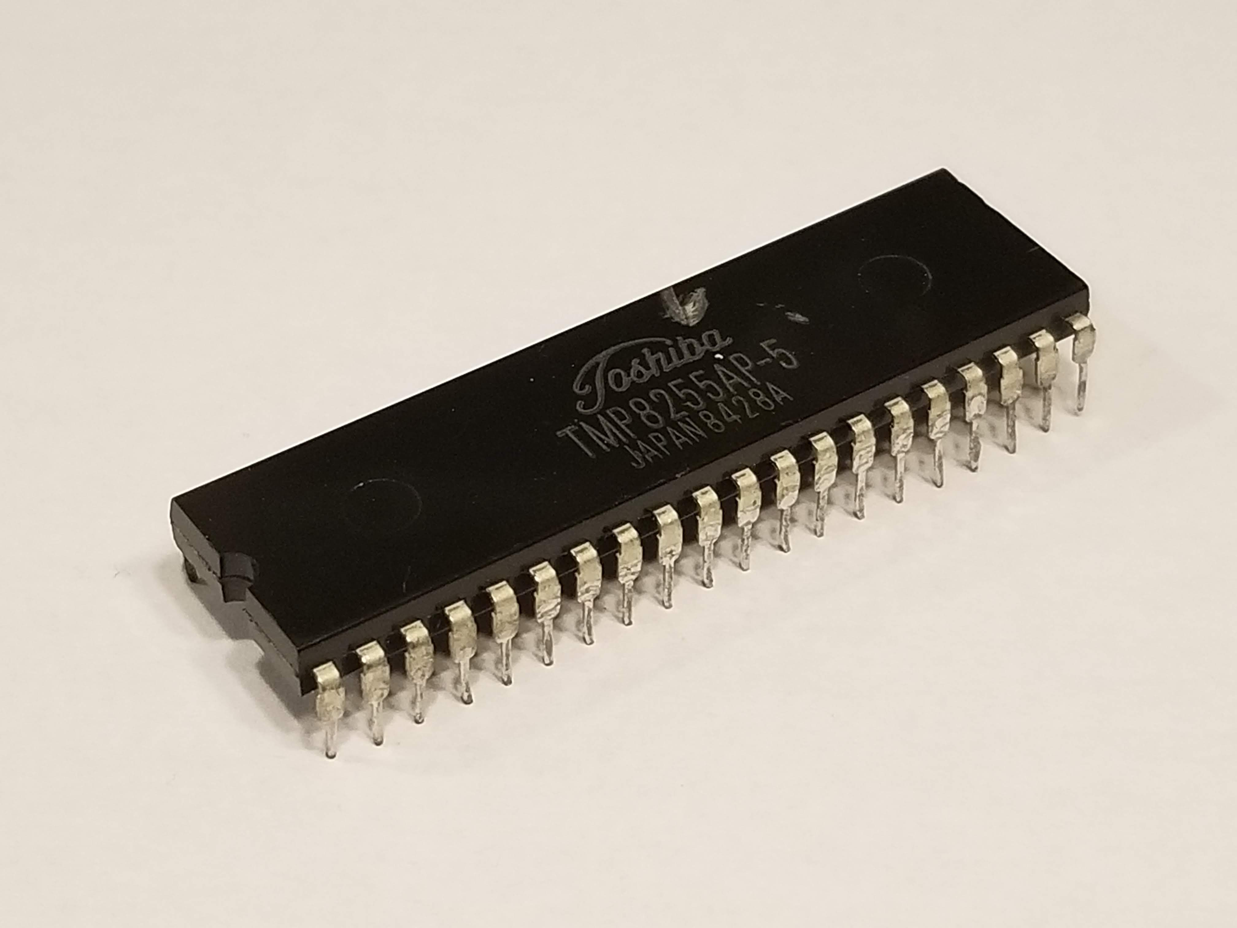 Picture of TMP8255AC-5 Programmable Peripheral Interface