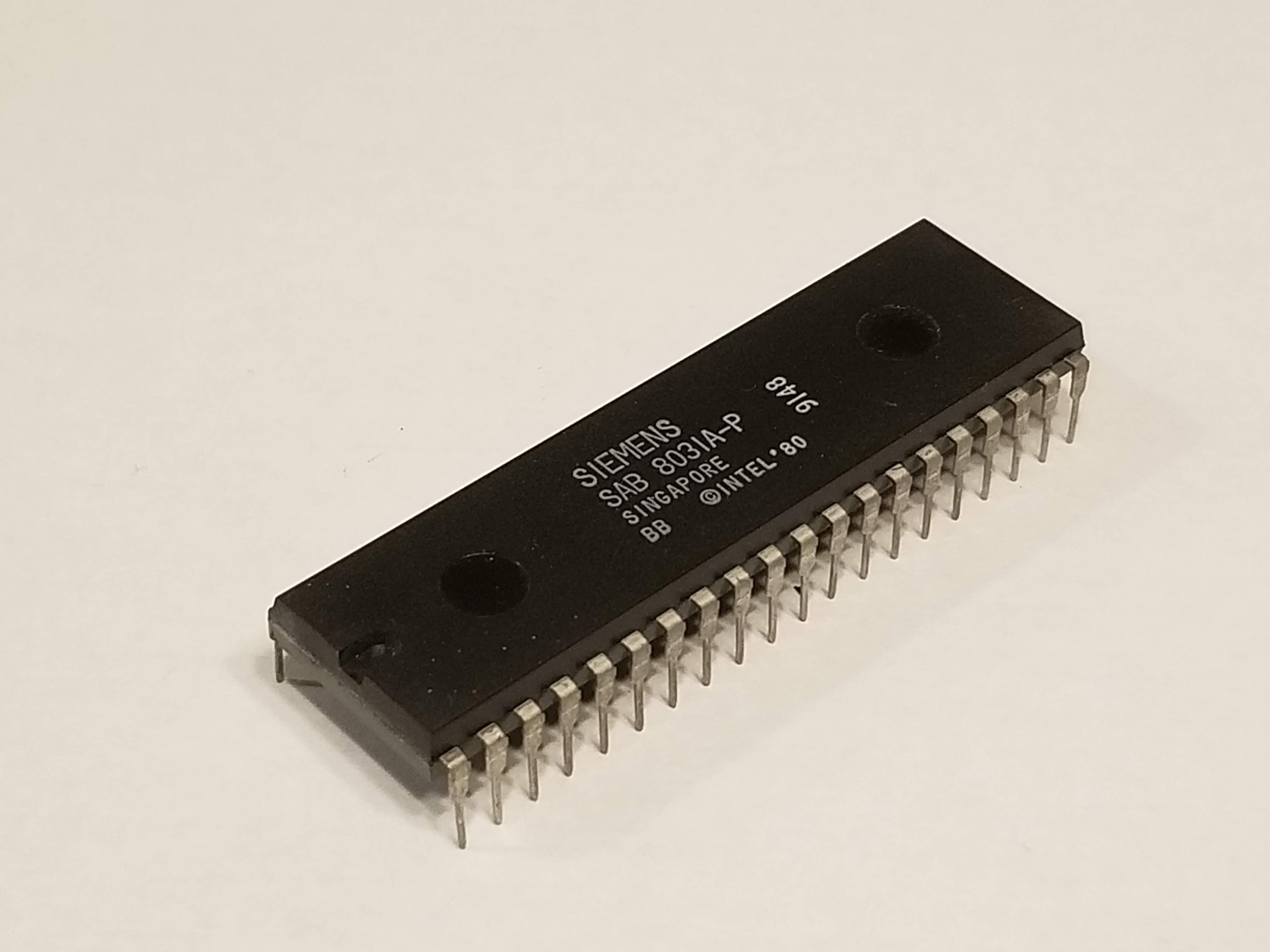 Picture of SAB 8031A-P 8-bit Microcontroller